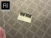 Bandierina in PVC o  Silicone trasparente opalino