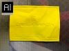 Etichetta retrocinta in PVC