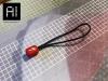 Tiralampo in microiniezione di PVC con filo