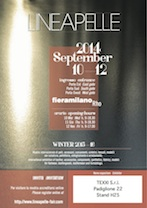 Invito Lineapelle 2014_09 - Texxi S.r.l.