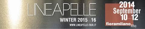 Lineapelle 2014_09 - Banner