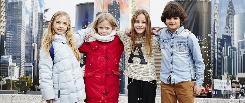 Il Childrenswear chiude il 2014 con un +1,5% di ricavi
