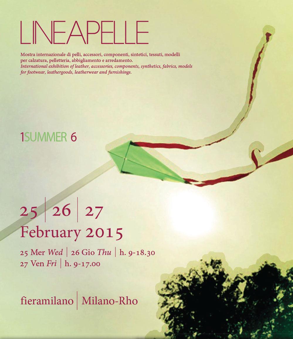 Lineapelle – Concerie, accessori e componenti in mostra fino al 27 febbraio