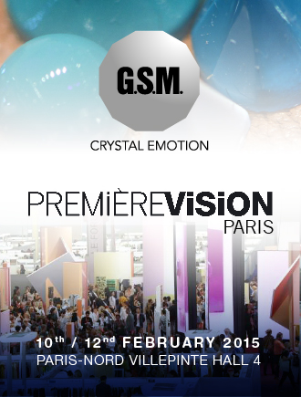 Premiere Vision Paris - GSM - Crystal Collection Preciosa - Very Important Business Partner