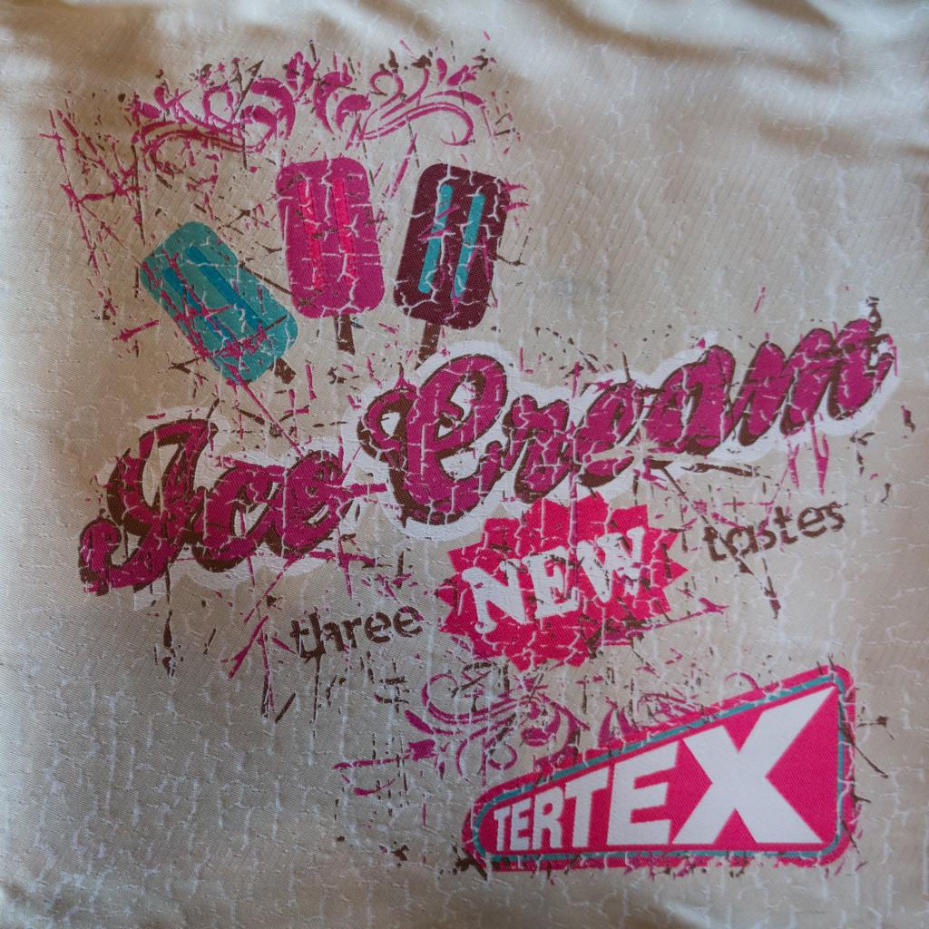 TERTEX - Campionario Etichette tessute, Nastri Gros Grain, Nastri Jacquard, Cordini per la primavera-estate 2016