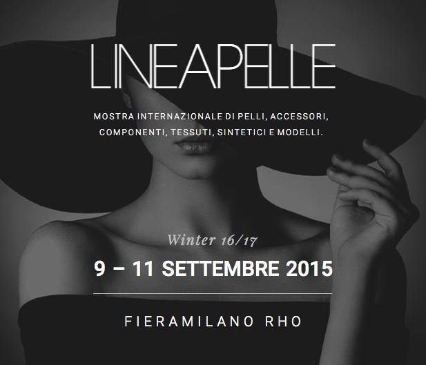 Lineapelle Settembre 2015