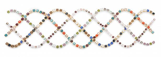 Preciosa Cup Chains Maxima, lead-free