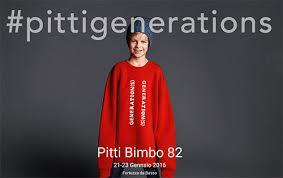 82° Pitti Immagine Bimbo - Pitti Generation