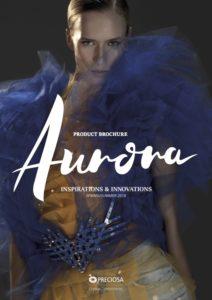 Preciosa Aurora Product Catalogue