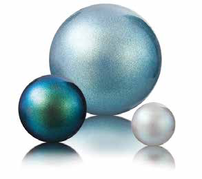 Crystal Nacre Pearls Maxima - Perlescent Colors