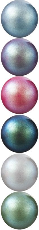 Perlescent colors by Preciosa