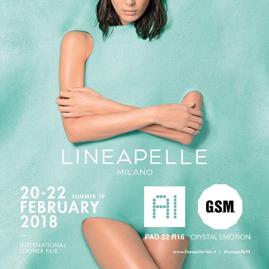 Lineapelle – Dal 20 al 22 febbraio a Fieramilano Rho