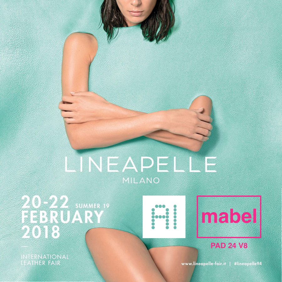 Invito Lineapelle 2018_02 – Mabel S.r.l.