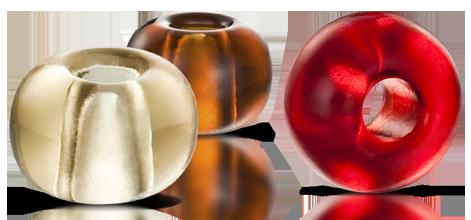 Seed Beads in vetro by Preciosa®