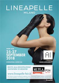 Lineapelle 2018_09 – Invito Mitea