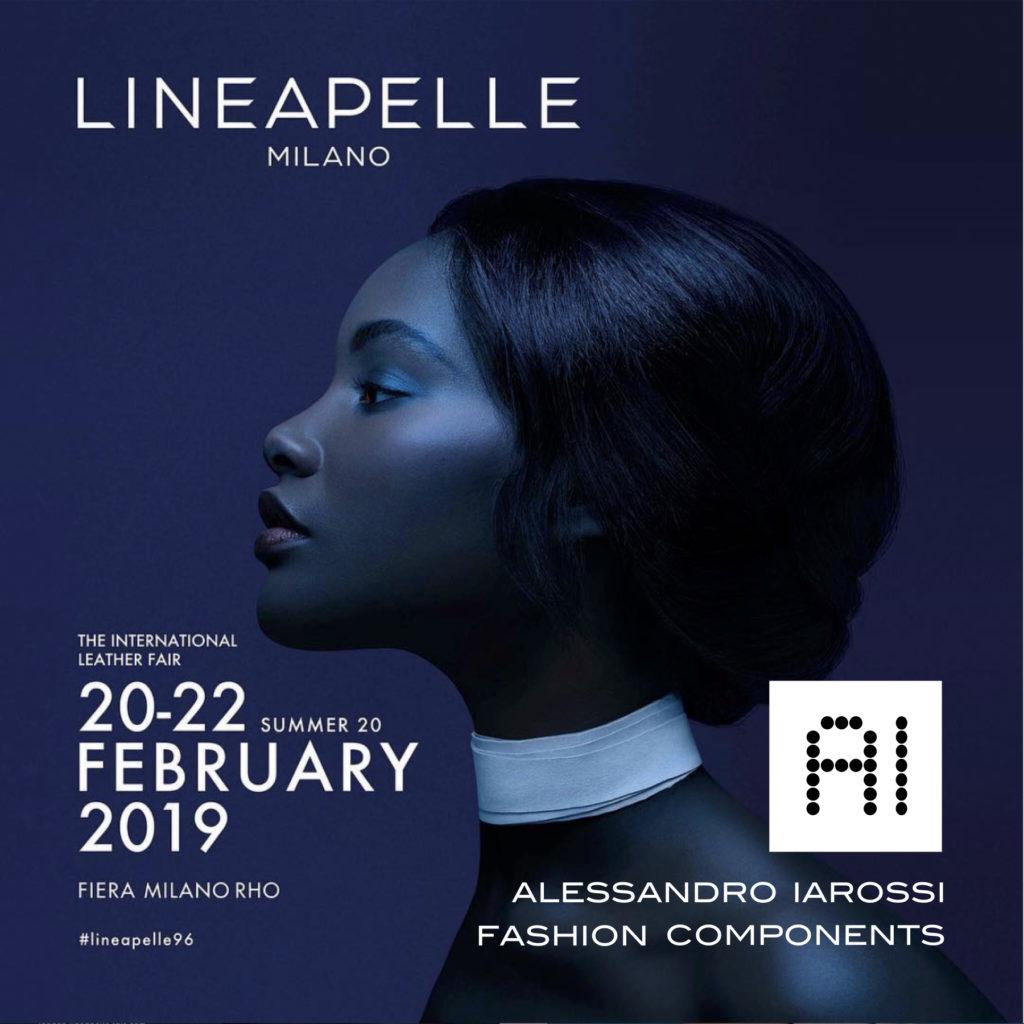 Lineapelle febbraio 2019