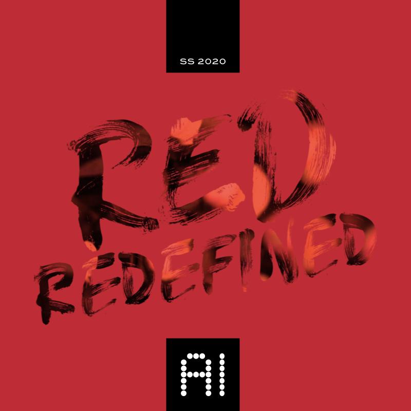 Red Redefined - Nuova collezione Preciosa®