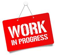 Work in Progress - Lavori in Corso