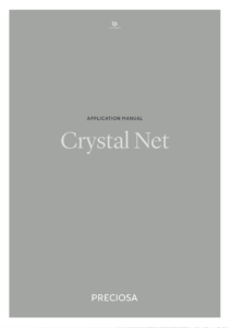Copertina Manuale Crystal Thread Application