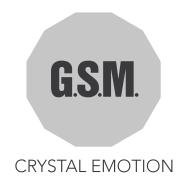 G.S.M. Crystal Emotions