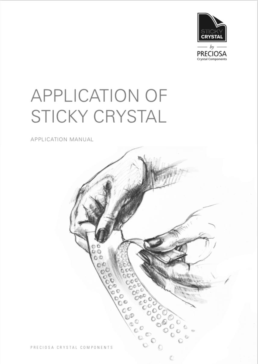 Sticky Crystal - Manuale per l'applicazione