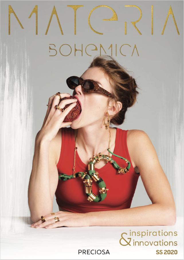 Preciosa® Materia Bohemica SS2020