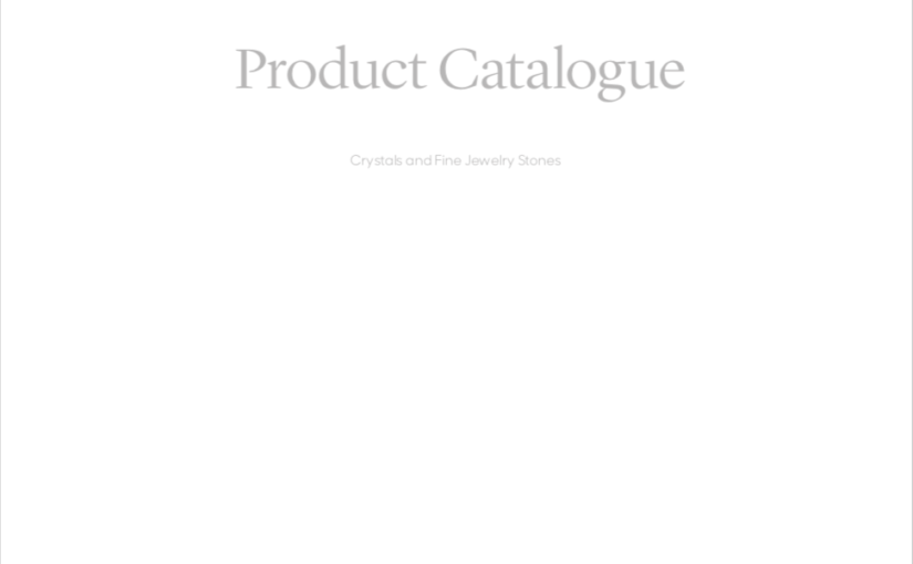 Preciosa® Product Catalogue (2019_10)