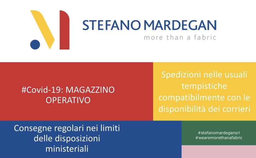 Stefano Mardegan - Tessuti, Spalmati, Bispalmati e Finte pelli