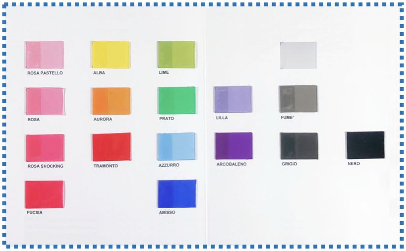 Plexisoft, PVC in fogli senza ftalati e senza solventi