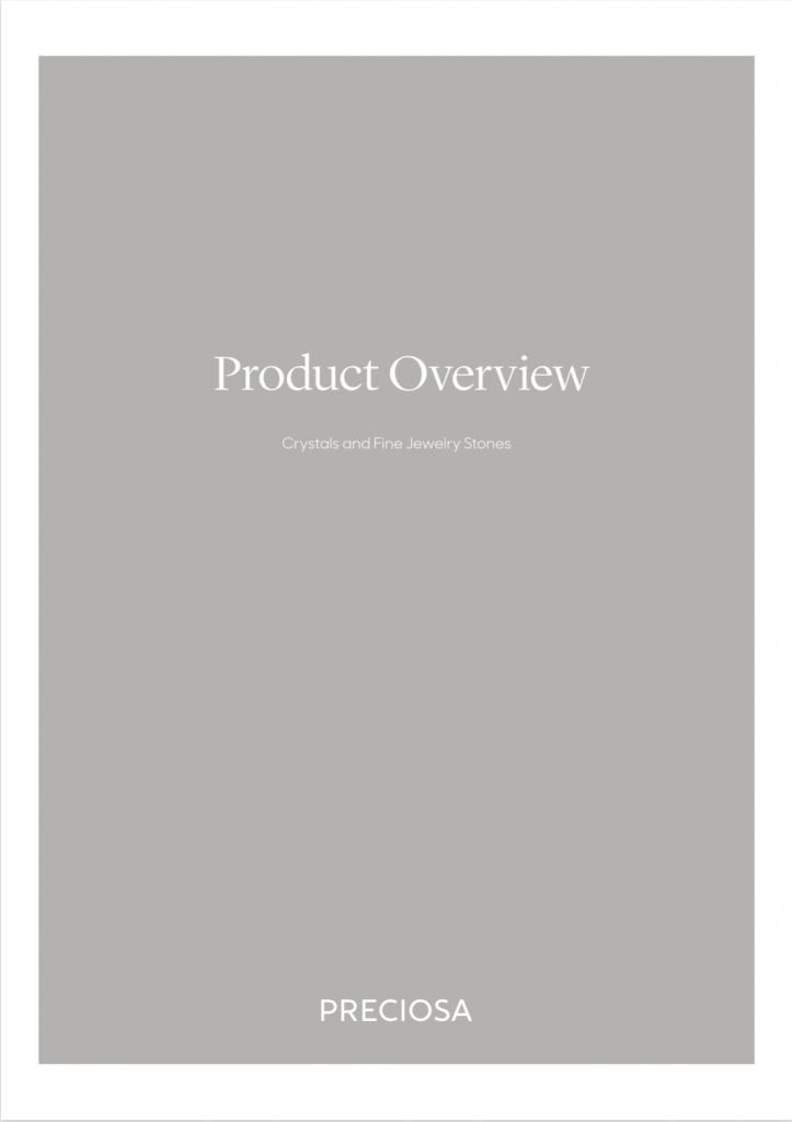 Preciosa Product Overview 2019_10
