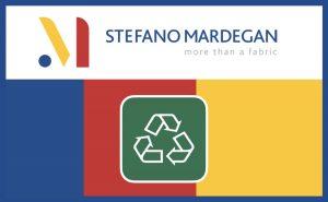 Gamma di poliestere riciclato da Stefano Mardegan