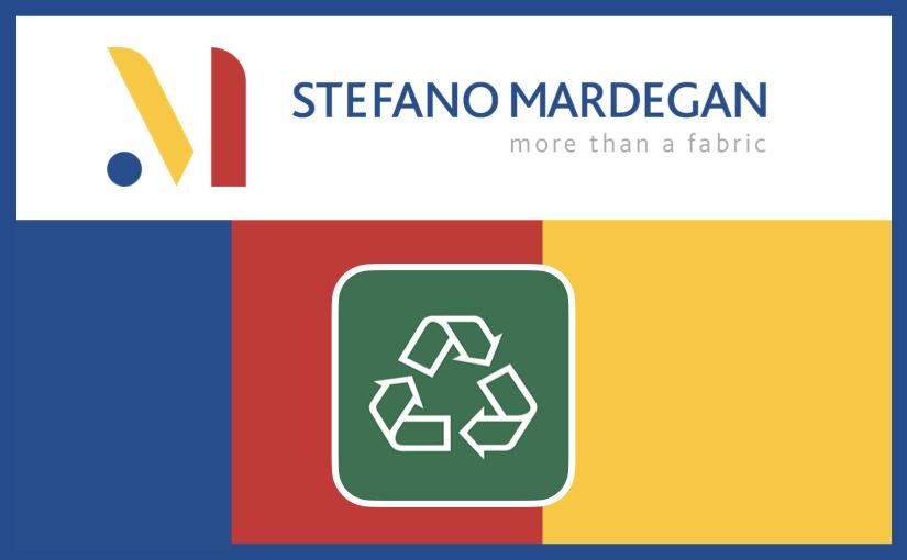 Poliestere 100% riciclato, by Stefano Mardegan
