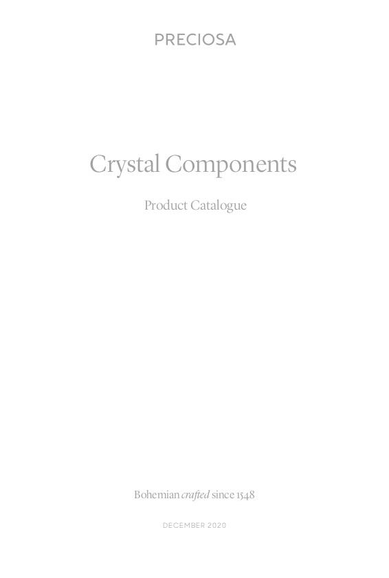Preciosa Product Catalogue 2020_12 - Copertina