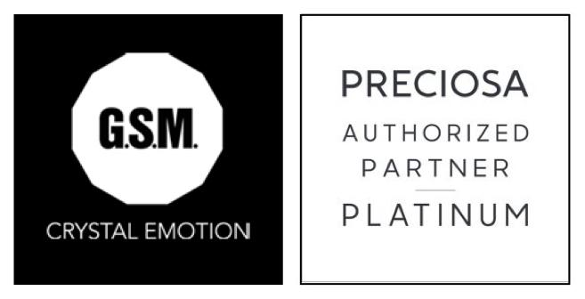 GSM - Preciosa Authorized Partner Platinum - Agente per la Toscana - Firenze