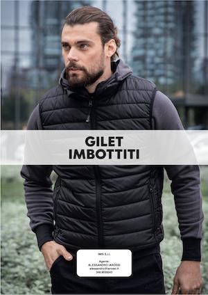 Catalogo JRC - Gilet imbottiti