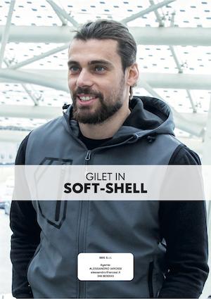 Catalogo JRC - Gilet soft shell