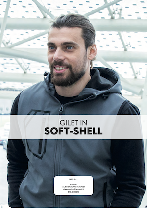 Catalogo JRC - Giubbini Soft Shell