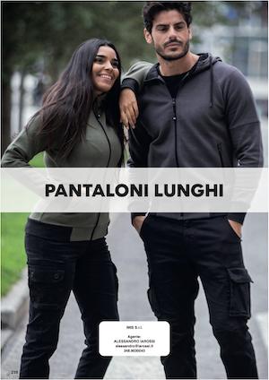 Catalogo JRC 2021 – Pantaloni lunghi