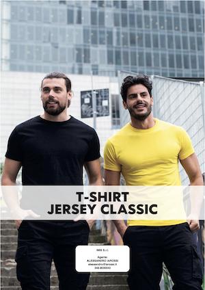 Catalogo JRC 2021 – T-shirt classic