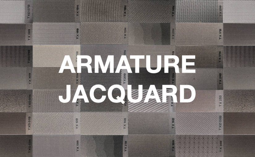 Tertex - Armature jacquard