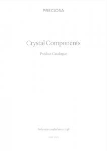 Preciosa Product Catalogue 2021_06 - Copertina