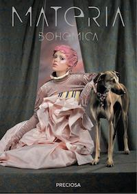 Materia Bohemica - Innovations AW2022 - Copertina