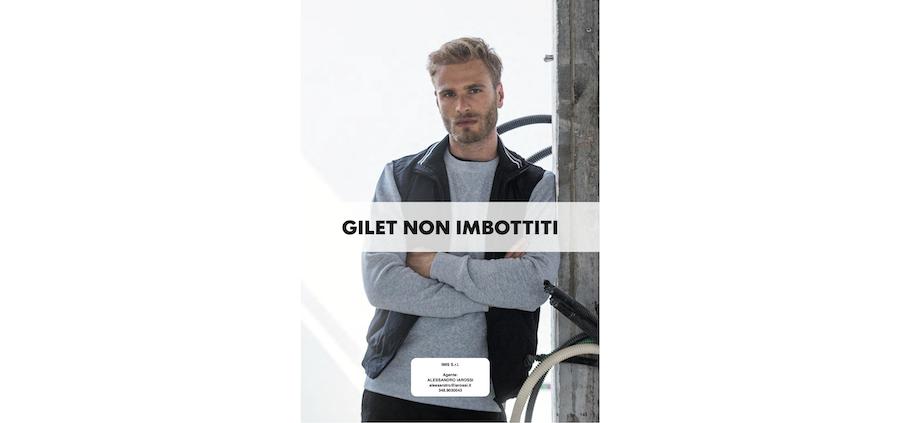 Catalogo JRC 2021 - Gilet non imbottiti
