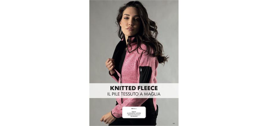 Catalogo JRC 2021 - Pile tessuto a maglia