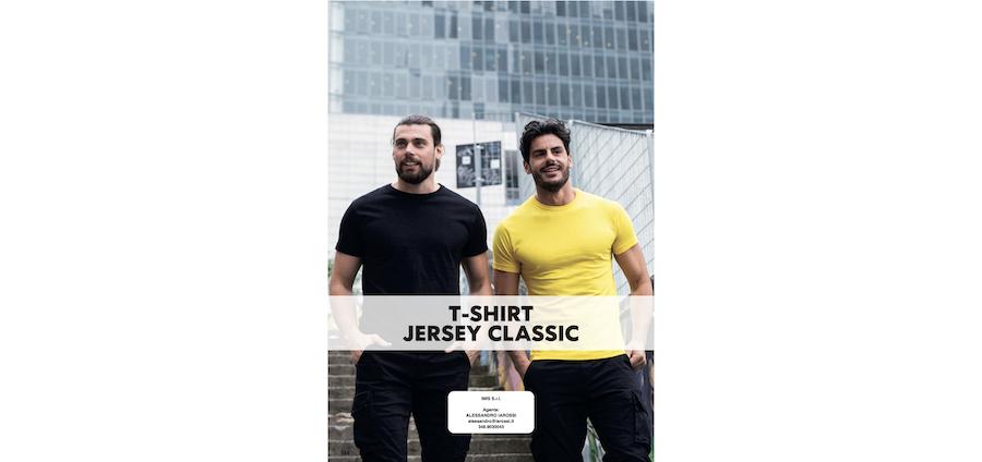 Catalogo JRC 2021 - T-shirt classic