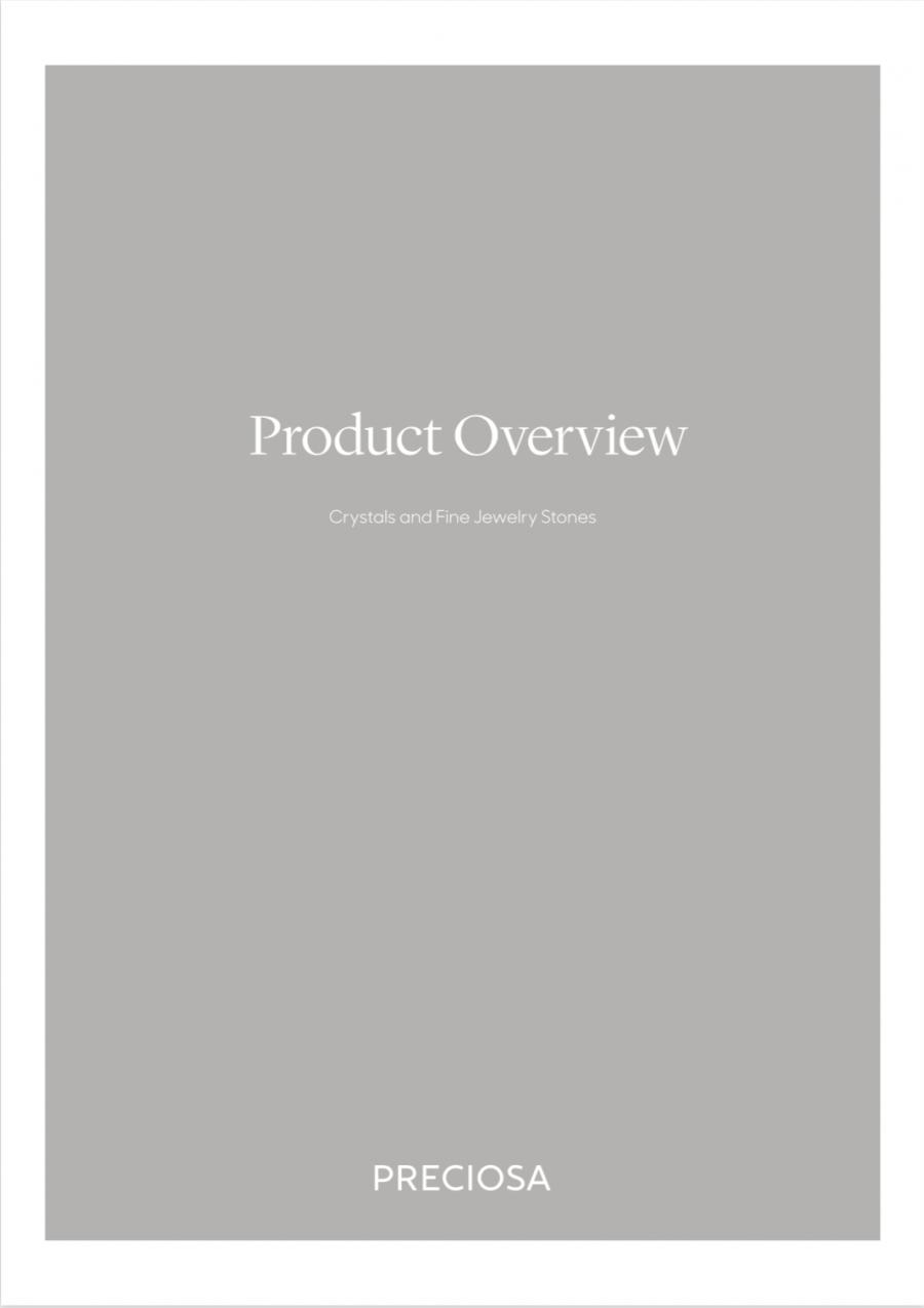 Preciosa Product Overview (2019_10)