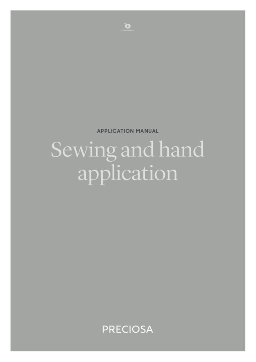 Sewing and Hand Application (2019_03)