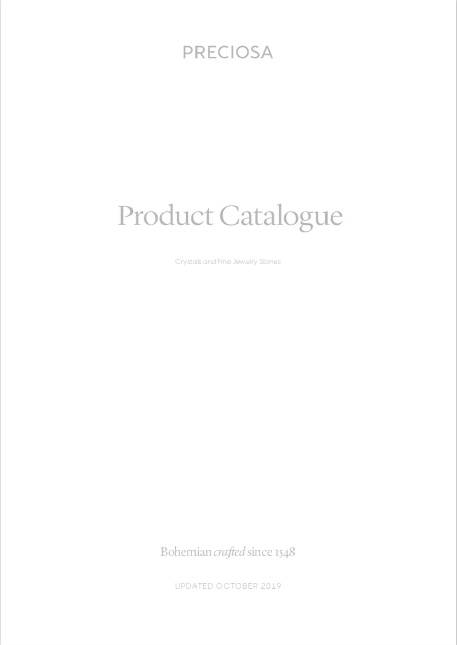 Preciosa® Product Catalogue (2019_10)